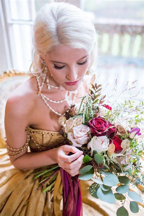 opulent baroque wedding ideas  images baroque
