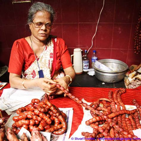 early cuisine the of goan sausage early fusion food go eat do