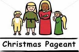 Image result for image of christmas pageant