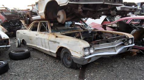 1965 Buick Parts by 1965 Buick Lesabre 65bu0887d Desert Valley Auto Parts