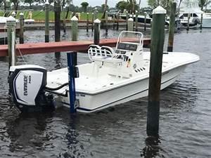 2017 Epioc Bay Boat 22 Sc E Tec Evinrude H O G2 250 Hp