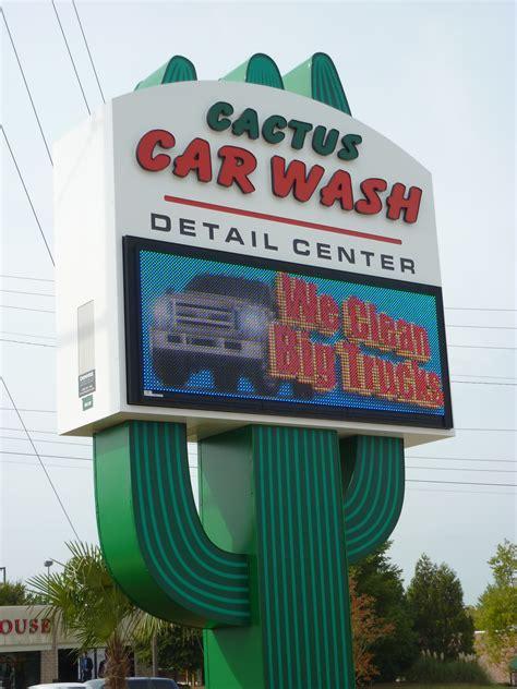 Cactus Car Wash Douglasville cactus car wash denyse signs
