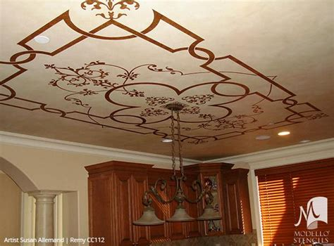 painted faux carpet large ceiling panels custom