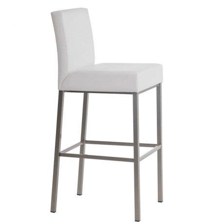 tabouret de bar quatre pieds tabouret de bar en m 233 tal et synth 233 tique moby bar