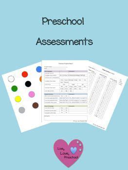 1000 ideas about preschool assessment forms on 3   78ee3f6e997abe0898d0d3f2aceda70d