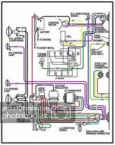 70 Chevelle Wiring Diagram