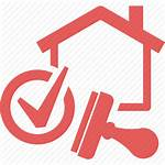 Approved Icon Loan Mortgage Stamp Icons Check
