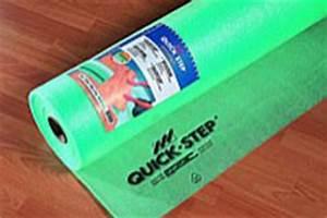 Sous Couche Parquet Flottant 10mm : quick step parquet flottant accessoire qsudlun15 quick ~ Dailycaller-alerts.com Idées de Décoration