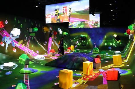 digital art museum teamlab borderless odaiba tokyo