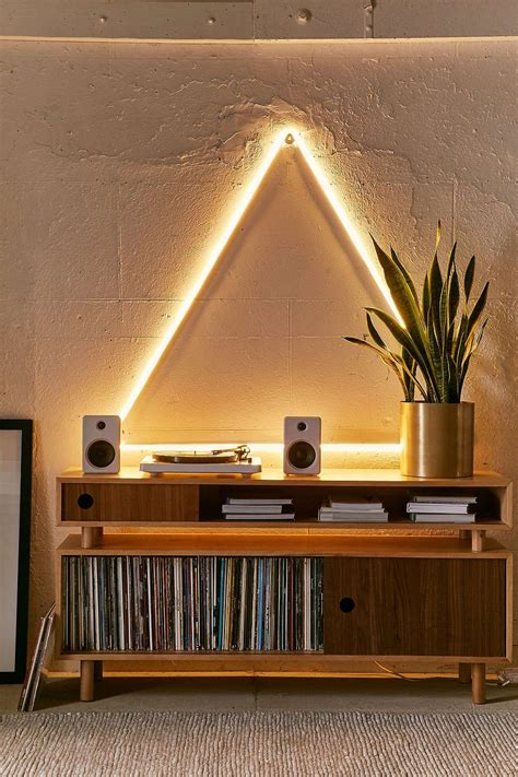 triangle decor wall light triangles urban outfitters