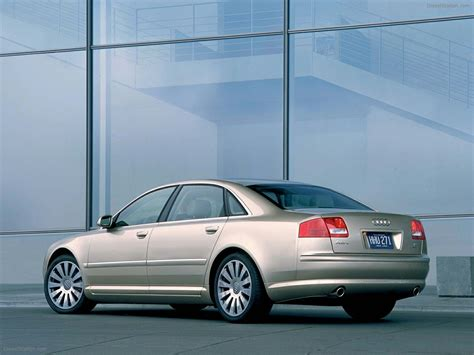 Audi A8 L Picture by Audi A8l 2004 Car Pictures 012 Of 14 Diesel