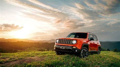 Jeep Renegade Hells Revenge Wallpaper