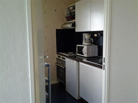 cuisine schmit un appartement pour 2 personnes à bernières sur mer dans