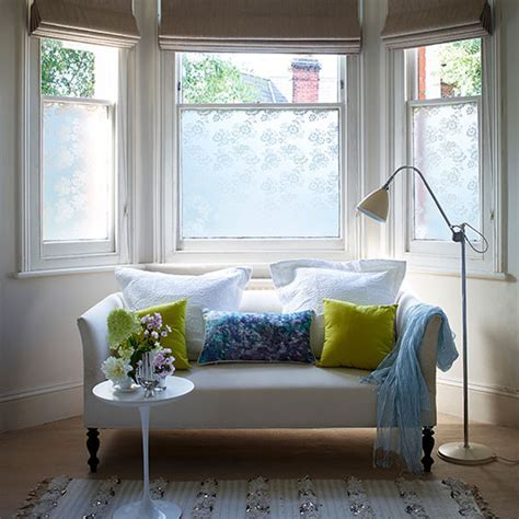 Frosted window film: 5 reasons why you need it   Ideal Home