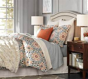 veronica organic duvet cover sham pottery barn With bedding barn prices
