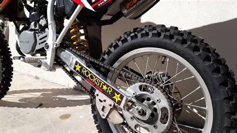 Honda Cr 80 Big Wheel