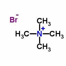 Tetramethylammonium bromide | C4H12BrN | ChemSpider