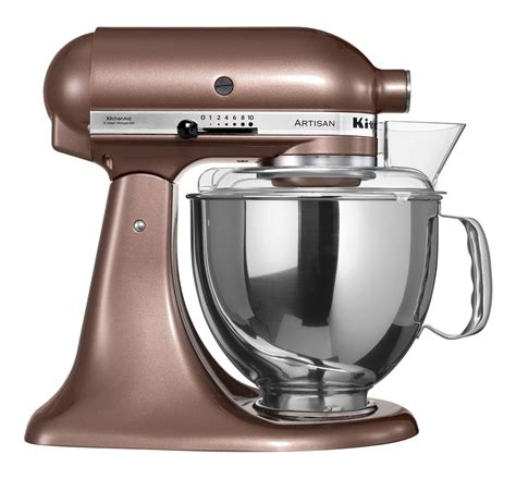 220 Volt KitchenAid 5KSM150PSEAP Artisan Stand Mixer