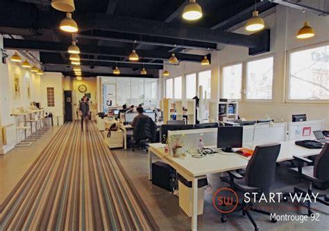 start way bureaux et espace de coworking montrouge