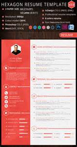Graphic Design Resume Template Indesign by 15 Creative Infographic Resume Templates