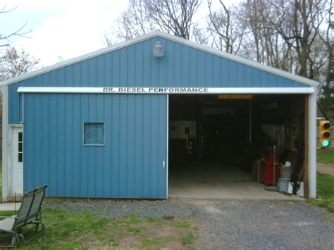 shade tree garage lets see shop garage pictures diesel bombers