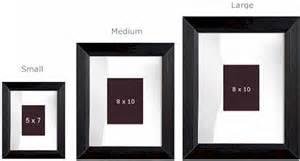commonpictureframesizes compare signature frame sizes i do