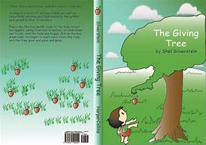 My Book Cover, The Giving Tree by SuushiBoy on deviantART