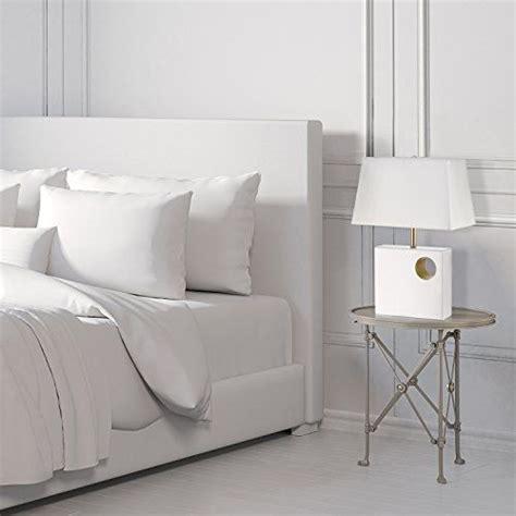 midcentury modern globe electric  vera  table lamp