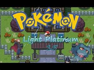 Pokemon Light Platinum Walkthrough Part 2 Pokemon Light Platinum Part 15 Lance And Guardian Tower