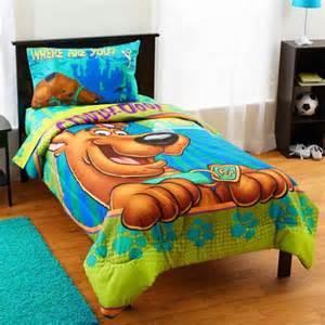 scooby doo smiling scooby twin bedding comforter walmart com