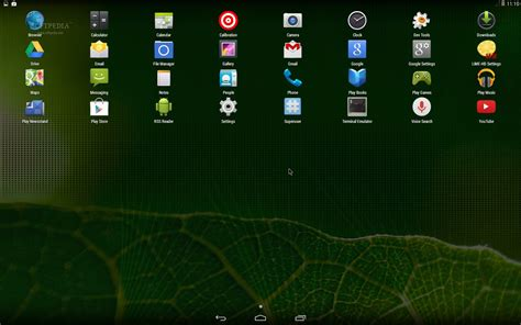 android   kitkat   linux os  pcs based