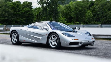 First McLaren F1 Imported To The U.S. For Sale [UPDATE]