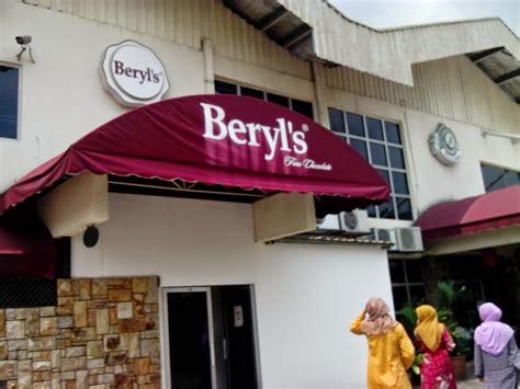 lovely beli coklat beryls seri kembangan