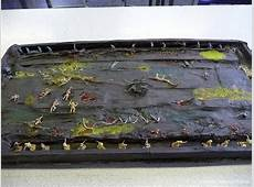 Year 8 Students create WWI Trench Models » Beverley