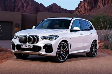 2019 Bmw X5 Is Larger, More Featurepacked, And More
