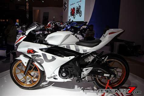 Modification Yamaha Niken by Gsx R150 Modifikasi Warungasep