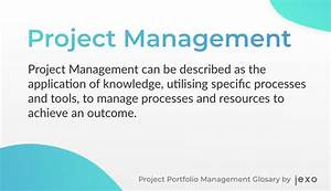 Ppm Glossary What Is Project Management