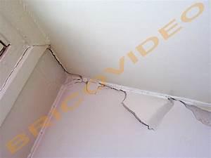 Fissure Mur Interieur Reboucher Une Fissure De Maison Comment