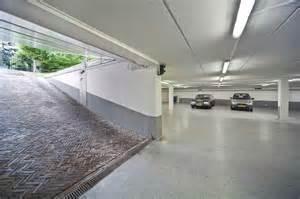 Spectacular House With Underground Garage by Underground Car Garage Design Garage Idea