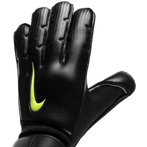 nike goalkeeper gloves vapor grip 3 stitch promo just do it black volt www