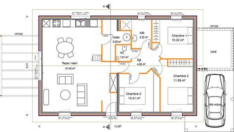 plan de construction maison r 2 maroc maison moderne