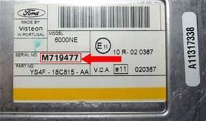 Code Autoradio Ford : logiciel pour trouver code autoradio renault ~ Mglfilm.com Idées de Décoration