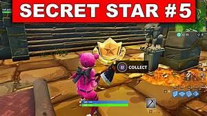 SECRET BATTLE STAR WEEK 5 SEASON 6 LOCATION Fortnite
