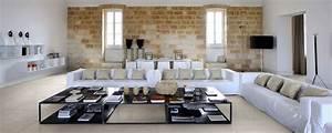 Das Moderne Wohnzimmer Ist Ein Open Space