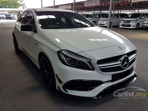 High air flow with excellent filtration. Mercedes-Benz A45 AMG 2015 4MATIC 2.0 in Melaka Automatic Hatchback White for RM 305,000 ...