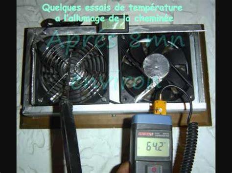 ventilateur armoire electrique  chauffage air pulse electrique