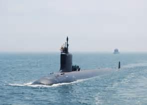 Submarine USS New Mexico