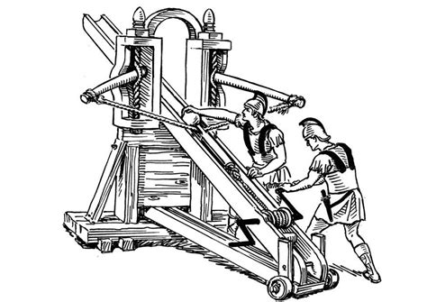 coloring page ballista img  images