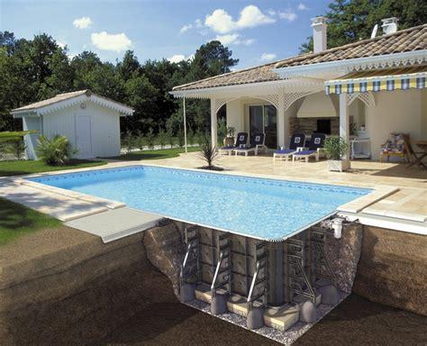 Swimmingpool Im Garten by Swimmingpool Im Eigenen Garten So Gelingt Der Traum Pool