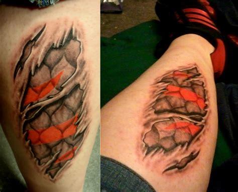 dragon scale peel tattoo  dragonatrix  deviantart